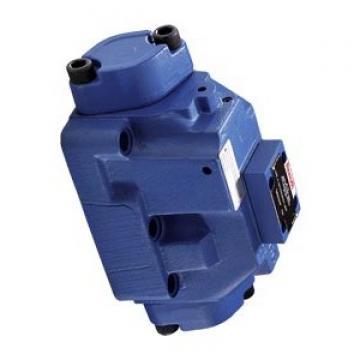 b) Module 8 distributeurs pneumatiques BOSCH REXROTH 0 821 739 947